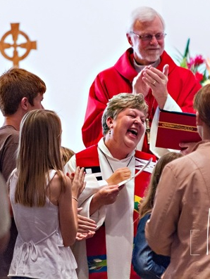 Pastor Carole Ordained